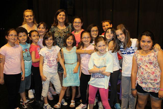 La próxima semana tendrá lugar la Muestra de Teatro Escolar, Foto 1