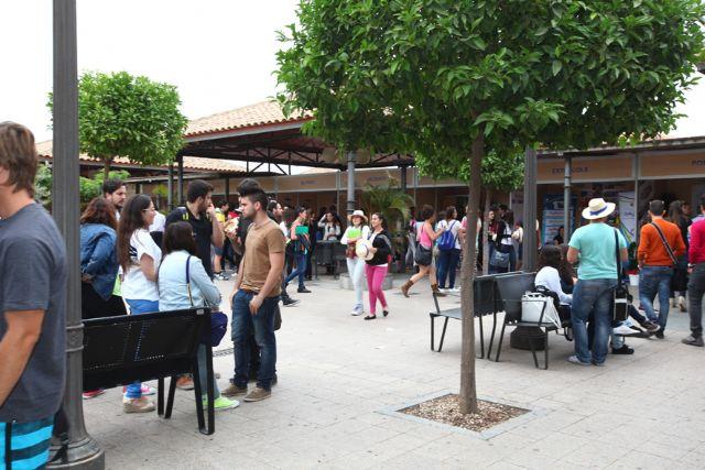 La UCAM pone en contacto a estudiantes y empresas - 1, Foto 1