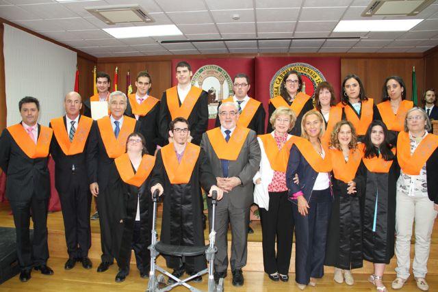 Se diploma la primera promoción de alumnos del programa CAPACITAS - 1, Foto 1