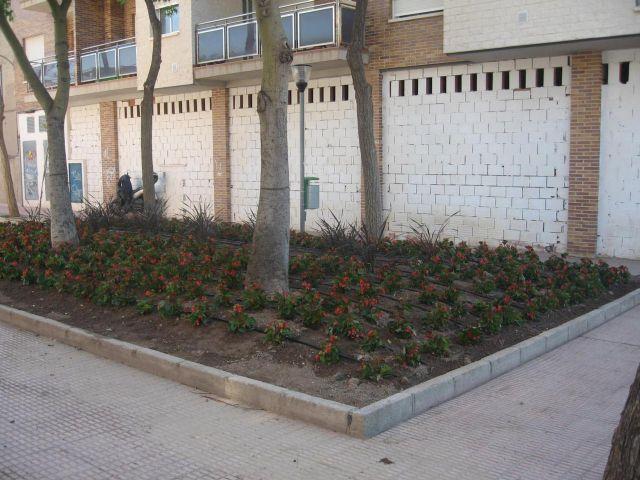 Mejoras en espacios verdes de Churra, Sangonera la Seca y La Alberca - 1, Foto 1