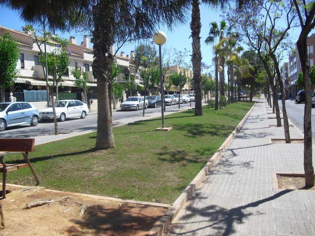 Mejoras en espacios verdes de Churra, Sangonera la Seca y La Alberca - 3, Foto 3