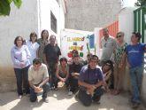 La Escuela Infantil Consolación de Molina de Segura pone en marcha un huerto escolar