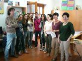 Los alumnos del curso de certificado de profesionalidad de información juvenil conocen los servicios que se prestan en la Concejalía de Juventud