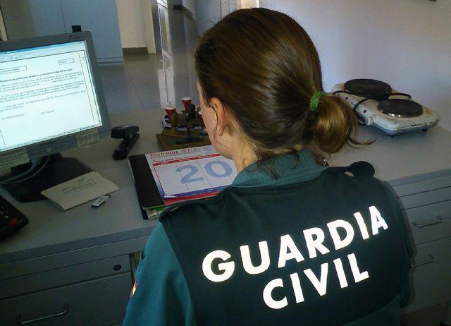 La Guardia Civil esclarece 24 delitos de robos en viviendas y comercios - 1, Foto 1