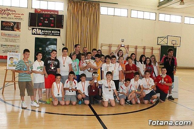 La concejalía de Deportes realiza mañana viernes 30 de mayo la entrega de trofeos de la fase local de deportes de equipo de Deporte Escolar, Foto 1