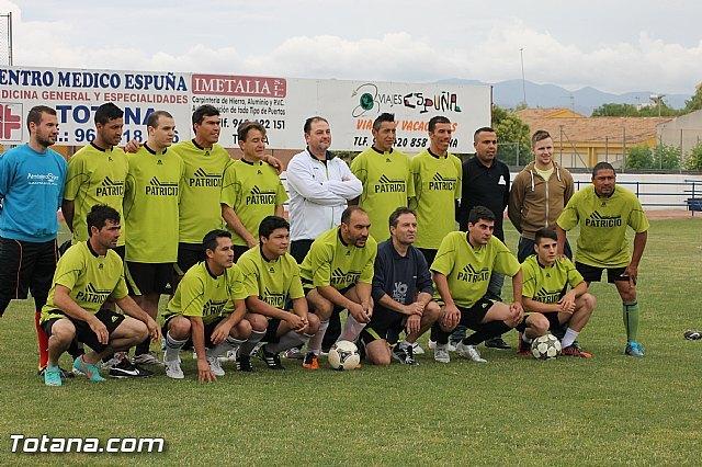 Mañana viernes tendrá lugar la final de la copa de fútbol aficionado y la entrega de trofeos de la liga local de fútbol Juega Limpio, Foto 2
