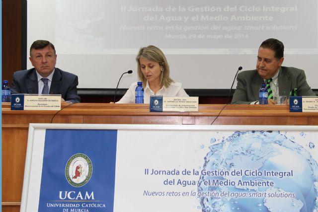 II Jornada del Ciclo Integral del Agua y Medio Ambiente - 1, Foto 1