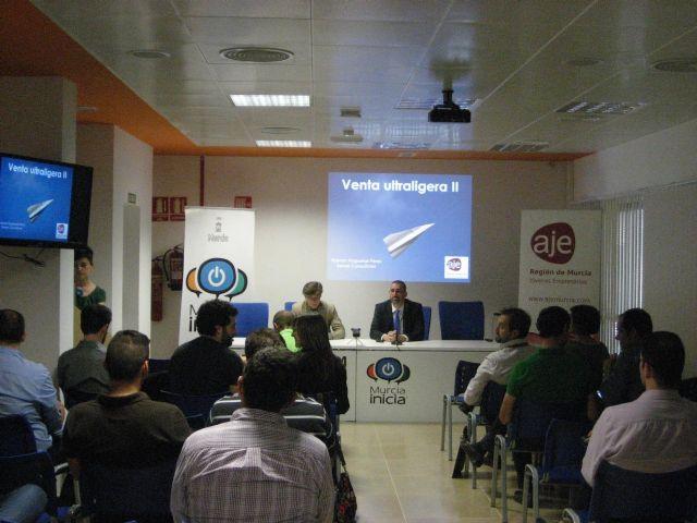 El CIM-M acoge el sengudo taller del ciclo Ventas Ultraligeras - 1, Foto 1