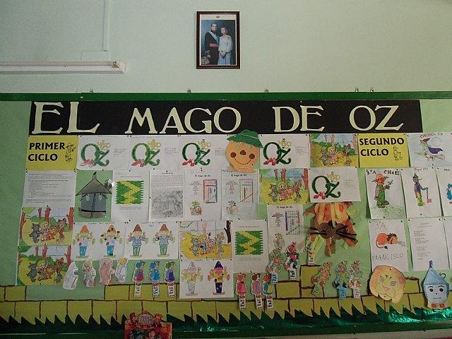 El Mago de Oz, protagonista de la Semana Cultural 2014 del Colegio Deitania, Foto 1