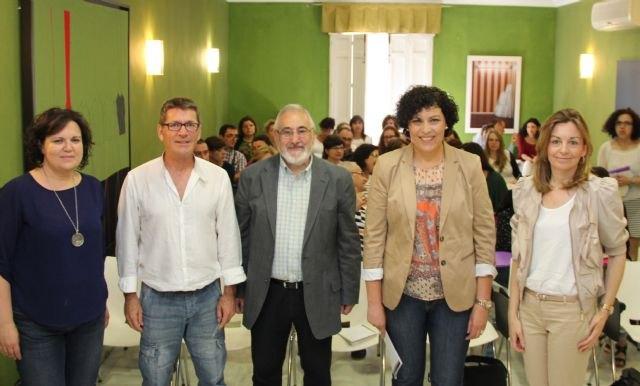 Educación y el Ayuntamiento de Puerto Lumbreras celebran la jornada ´Aprendizaje y Servicio Solidario´ en el ámbito socioeducativo - 1, Foto 1