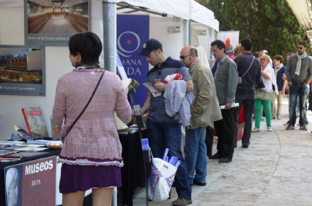 El patrimonio histórico de Mazarrón vuelve a estar presente un año más en Tarraco Viva - 2, Foto 2