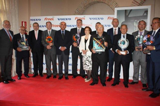 Garre destaca el valor del sector del transporte en la recuperación económica por su impacto en la exportación agroalimentaria y el turismo