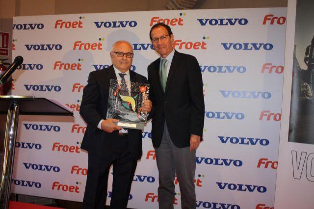 Cámara acompaña a los empresarios del transporte en la entrega de sus premios anuales - 1, Foto 1