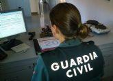 La Guardia Civil esclarece 24 delitos de robos en viviendas y comercios