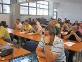 Fomento del Empleo y Agricultura continúan con los cursos de formación específica a agricultores