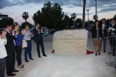 Torre-Pacheco inaugura una plaza en homenaje a las Fiestas de Trinitarios y Berberiscos de Torre-Pacheco por su 20 aniversario