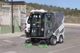 Nueva barredora para mejorar la limpieza urbana
