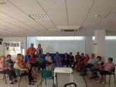 Clausurados los talleres de relajación para mayores en Torre-Pacheco