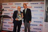 Cámara acompaña a los empresarios del transporte en la entrega de sus premios anuales
