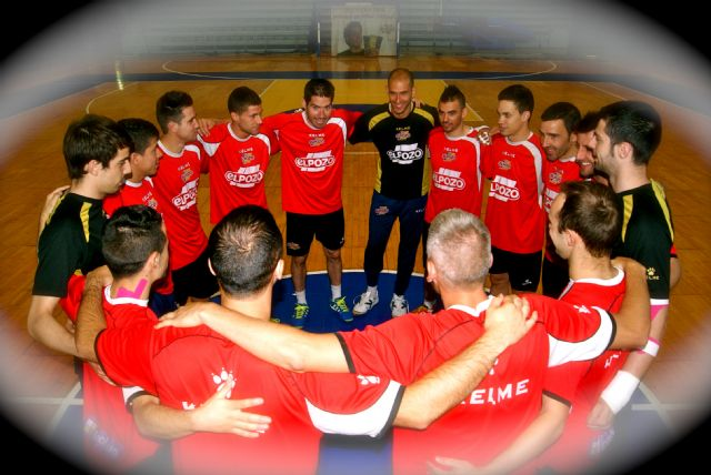 ElPozo Murcia FS vs FC Barcelona Alusport - 1, Foto 1