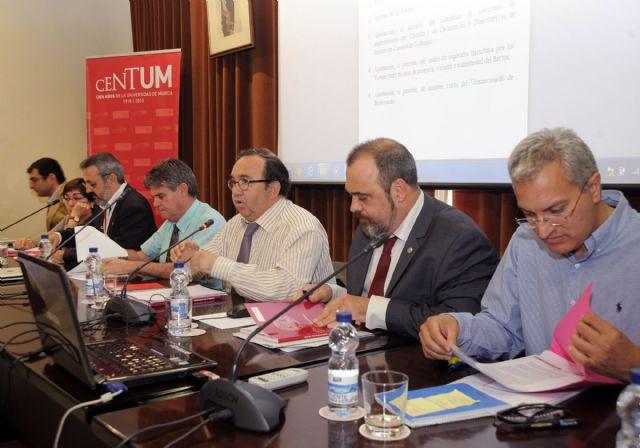 Los profesores de la Universidad de Murcia dispondrán de más tiempo para su actividad investigadora - 3, Foto 3
