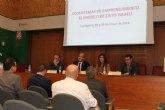 La directora del Info destaca que la Región de Murcia e Israel tienen en común la apuesta por el emprendimiento y los viveros de empresas