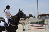 Alumnos de Club Aros compiten en Concursos Nacionales de Salto en Elche y Málaga
