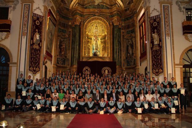 Nueva promoción de estudiantes del Grado en Educación Primaria de la UCAM - 1, Foto 1