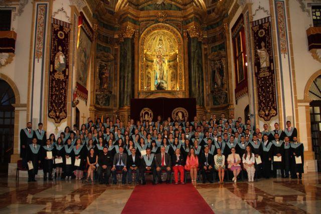 Nueva promoción de estudiantes del Grado en Educación Primaria de la UCAM - 2, Foto 2