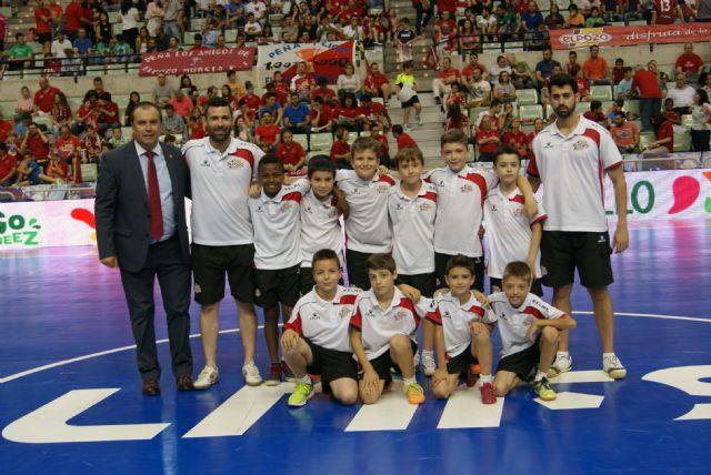 Homenaje Equipo Benjamín A- Campeón de Liga Regional - 1, Foto 1