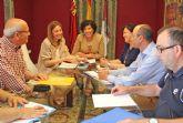 Jornada de trabajo para implantar la educación bilingüe en los centros educativos de Puerto Lumbreras