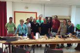 lasto'Proyecto Abraham' inicia un taller de reparación de calzado en Las Torres de Cotillas