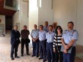 Cultura colabora con la Brigada Paracaidista de Alcantarilla para convertir la Sala Histórica de la Base en una colección museográfica