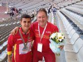 Manuel Bermúdez, alegría olímpica