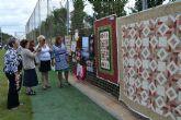 Más de 200 mujeres muestran sus labores en el II Encuentro de Patchwork de San Pedro del Pinatar