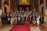 Los estudiantes del Máster en Formación del Profesorado reciben sus Becas y Diplomas