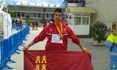 Notable papel de nuestros atletas en la 1ª jornada del Nacional Cadete