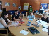 Hostemur presenta a la concejal de Medio Ambiente las alegaciones a la nueva ordenanza de ruidos