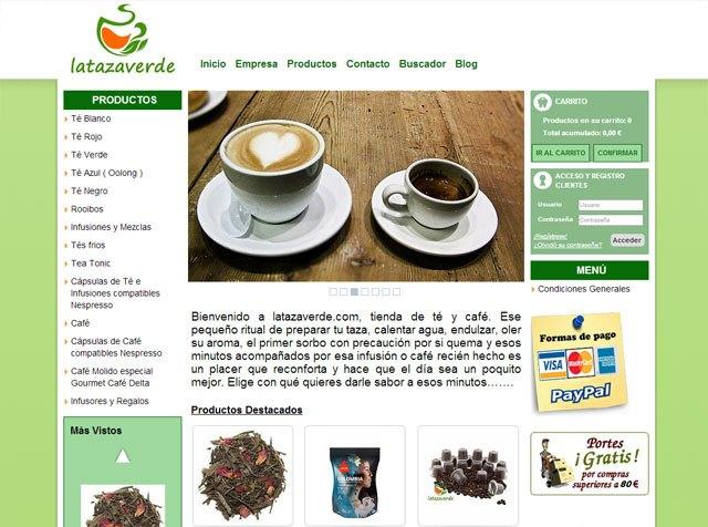 Saborea el té y el café que te ofrece La Taza Verde, Foto 1