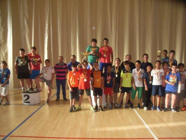 La concejalía de Deportes llevó a cabo la entrega de trofeos de la fase local de multideporte, baloncesto, balonmano y futbol sala, de Deporte Escolar - 7
