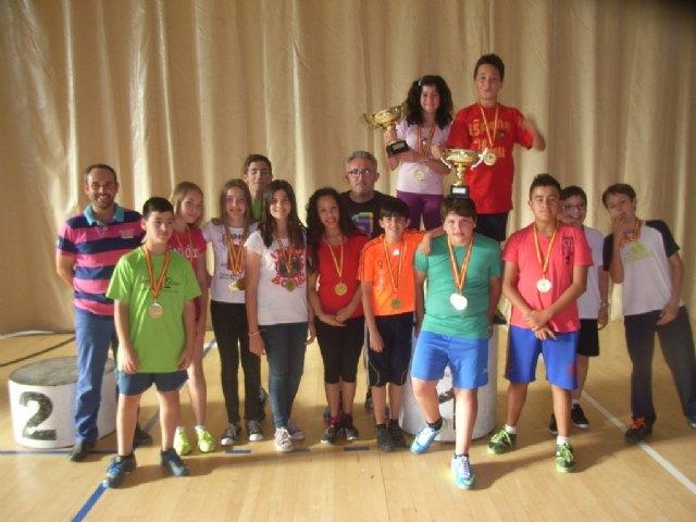 La concejalía de Deportes llevó a cabo la entrega de trofeos de la fase local de multideporte, baloncesto, balonmano y futbol sala, de Deporte Escolar - 13