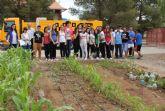 El Instituto Rambla de Nogalte de Puerto Lumbreras se suma al proyecto de huerto ecológico