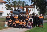 Protección Civil cierra el ciclo de visitas a la AGA