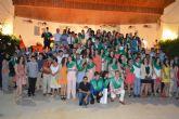 Autoridades municipales asisten al acto de clausura de segundo curso de bachillerato del IES Juan de la Cierva
