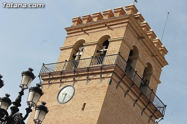 La concejal�a de Turismo ofrece una visita gratuita para conocer Totana desde la Torre de Santiago, Foto 1