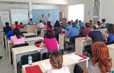Más de 100 lumbrerenses se forman en redes sociales y analítica web a través del proyecto CECARM