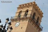 La concejal�a de Turismo ofrece una visita gratuita para conocer Totana desde la Torre de Santiago
