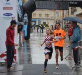 800 corredores desafían a la lluvia en la III Carrera Popular 'Villa de Alguazas'