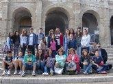 """Intercambio del IES Prado Mayor con el Collège """"Les Fontaines"""", Bouillargues (Nîmes)"""