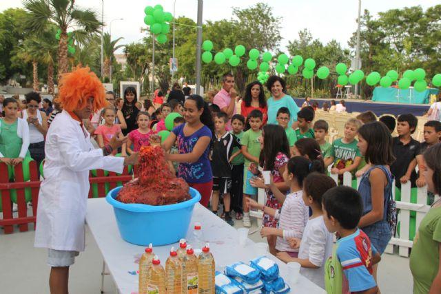 Puerto Lumbreras celebra el Día Mundial del Medio Ambiente 2014 - 1, Foto 1